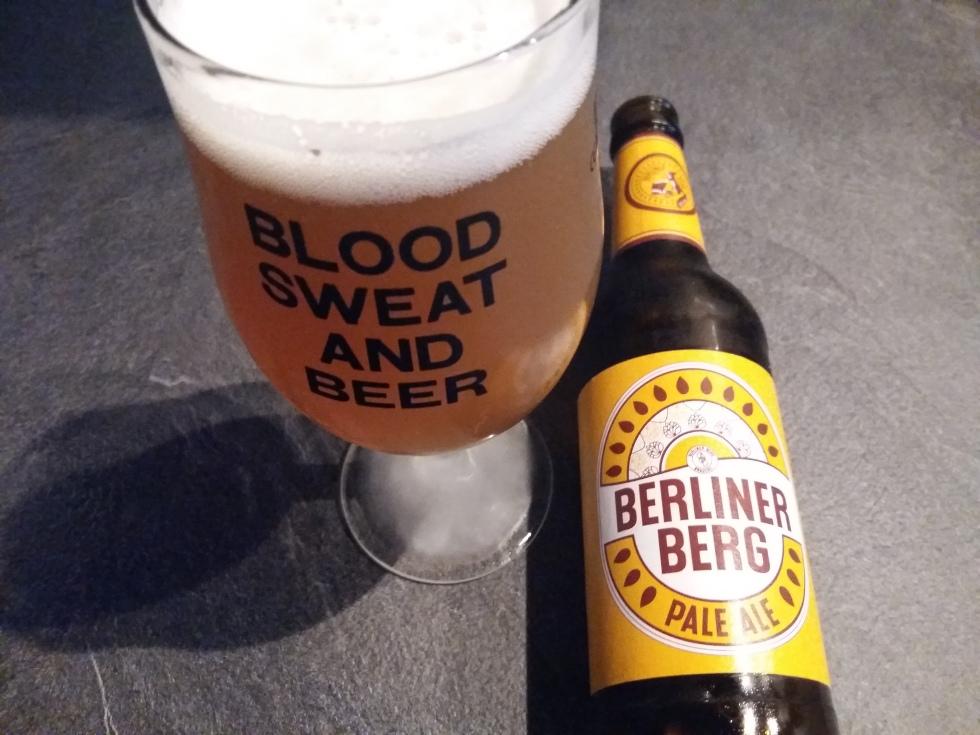 Berliner Berg pale ale