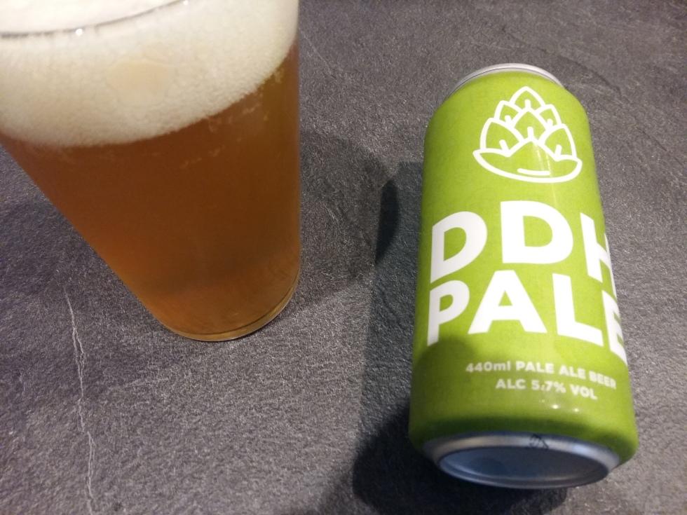 DDH pale ale